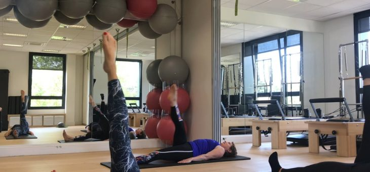 Pilates en vacances- Mat session